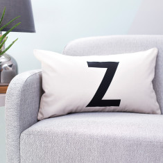 Personalised Initial Letter Cushion