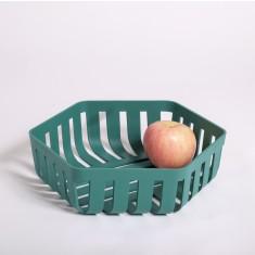 Dark Green Korg Fruit Bowl