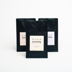 Originale, Rose + Sleep wellness bath soak salts (set of 3)