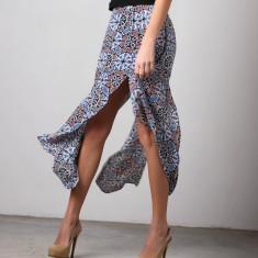 Istanbul Split Back Skirt