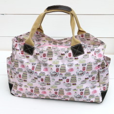 British Afternoon Tea Tote Bag
