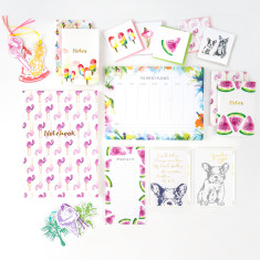 Summer Fiesta Stationery Pack