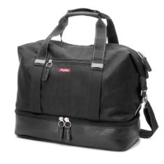 Po Campo Herringbone weekender & gym bag