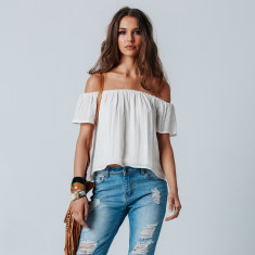 Carousel Gypsy Top