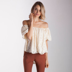 Lost In Translation Lace Top