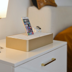 Aluminium Large docking and charging station
