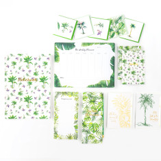 The Tropical Stationery Bundle