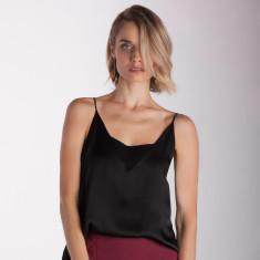 Brief Encounter Silk Camisole
