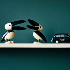 Lucie Kaas wooden Pelican (2 sizes Available)