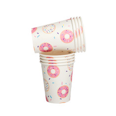 Donut paper cups (2 packs of 10)