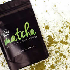Organic Matcha Stone Ground Green Tea