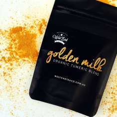 Organic Golden Milk Tumeric Blend