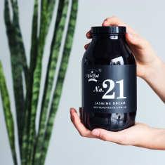 Blend No. 21 Organic Jasmine Dream Green Tea Amber Jar 400g