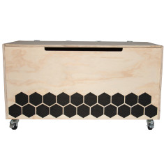 Honeycomb Toy Box