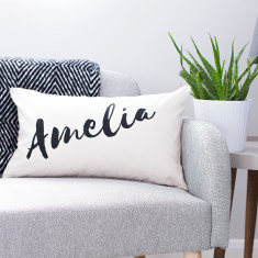 Personalised Name Cushion