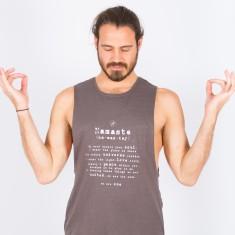Namaste Tank - Organic Cotton & Bamboo