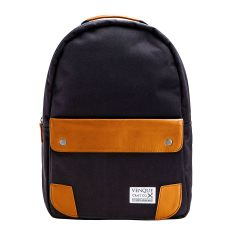 Venque - Classic Black Backpack