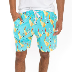 Howzat! Beach Cricket Pyjama Shorts