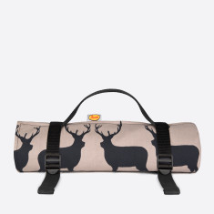Kissing Stags Picnic Blanket Rug
