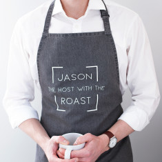 Personalised Sunday Roast Apron