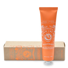 Sweet orange, mandarin and jasmine hand cream