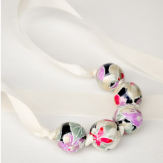 Paper Bracelet/Necklace - Winters Point