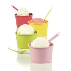 Gelato cups (set of 6)