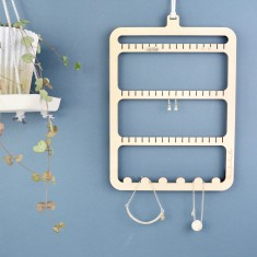 Earring Storage Hanger (Various Colours)