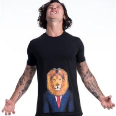 Lion men's classic tee