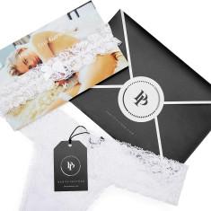 Panty Postman Bridal Lingerie Set