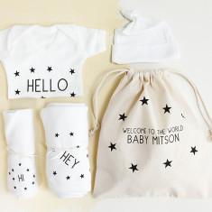 1st birthday present ideas 1st birthday gift ideas hardtofind personalised newborn gift set negle Image collections