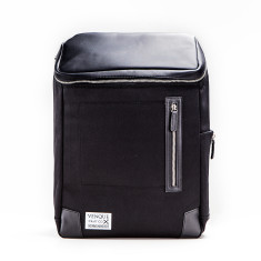Venque - Amsterdam Black BE Backpack