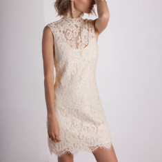 Before Sunset Lace Dress