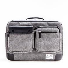 Venque - Briefpack XL in Grey