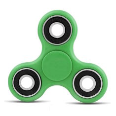 Turbo Tri Fidget Spinner in Green