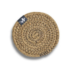 Jute Coasters (set of 6)