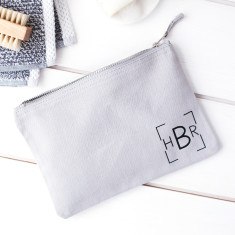 Personalised Monogram Wash Bag