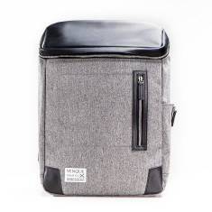 Venque - Amsterdam Grey BE Backpack