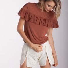 Pierrot Le Fou Lace Shorts