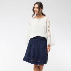 Alana skirt navy