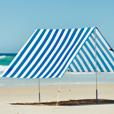 Beach Tent Nautical Blue