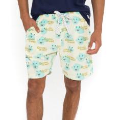 Diving In Pyjama Shorts