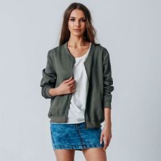 Travel Jacket Khaki