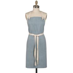 Parker blue apron