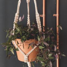 Macrame Plant Hanger DIY Kit