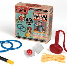 Ridleys Magic - Party Magic (3 Tricks)