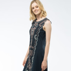 Raelyn dress midnight