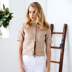 Yasmin Leather Jacket