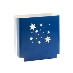 Kids' blue starry night light