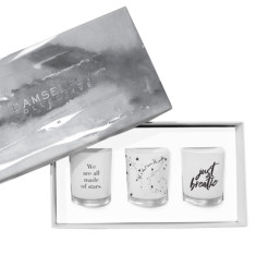 Just Breathe - Trio Candle Set